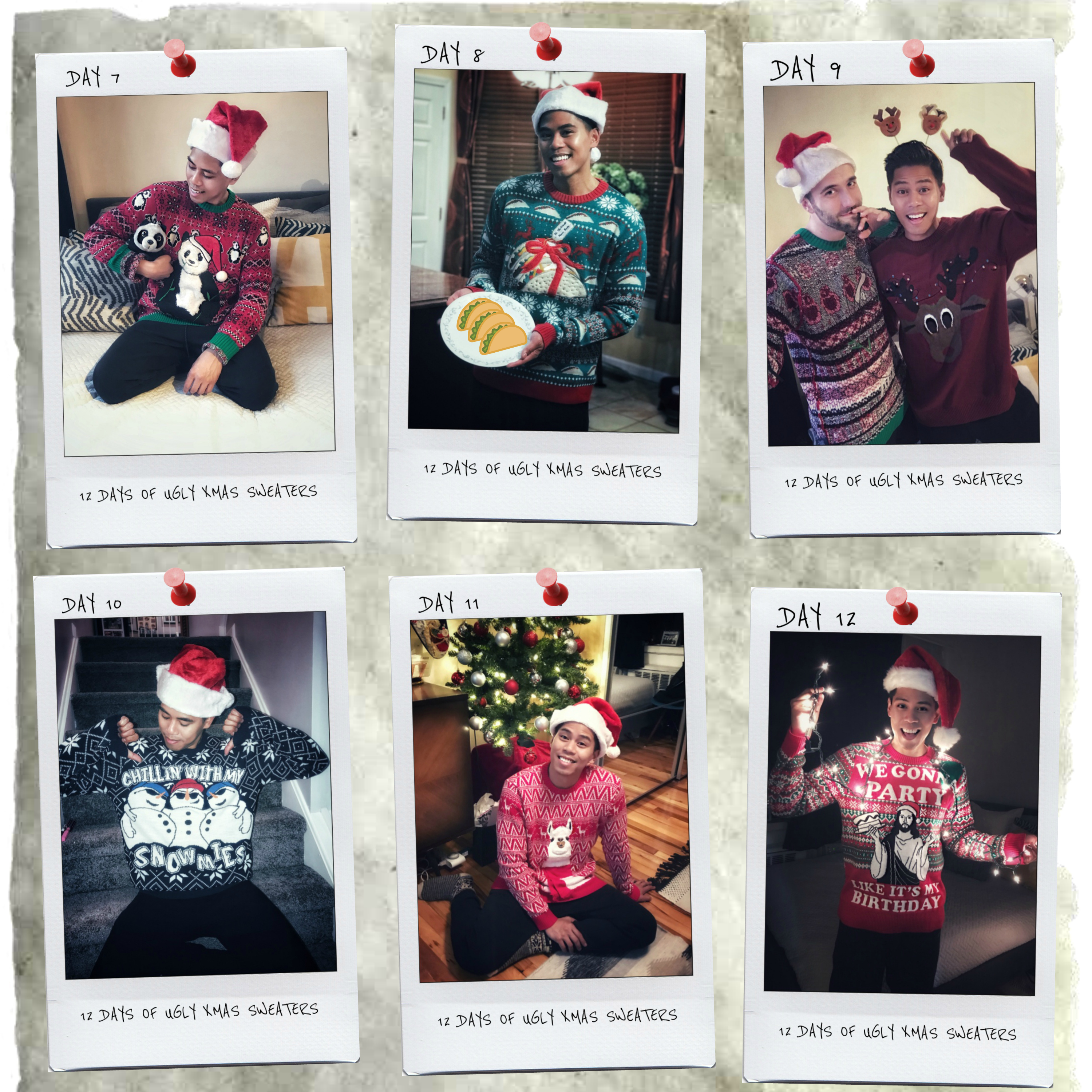 the best ugly christmas sweaters 2017