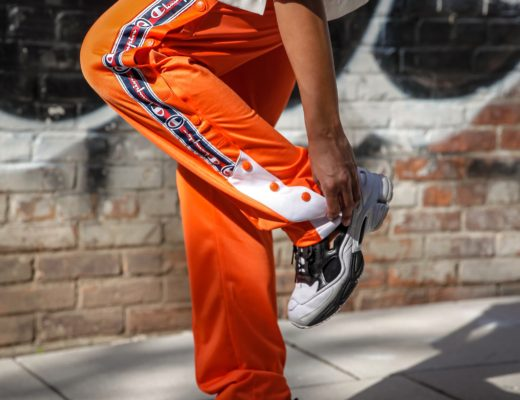 how to wear orange guys street style blogger