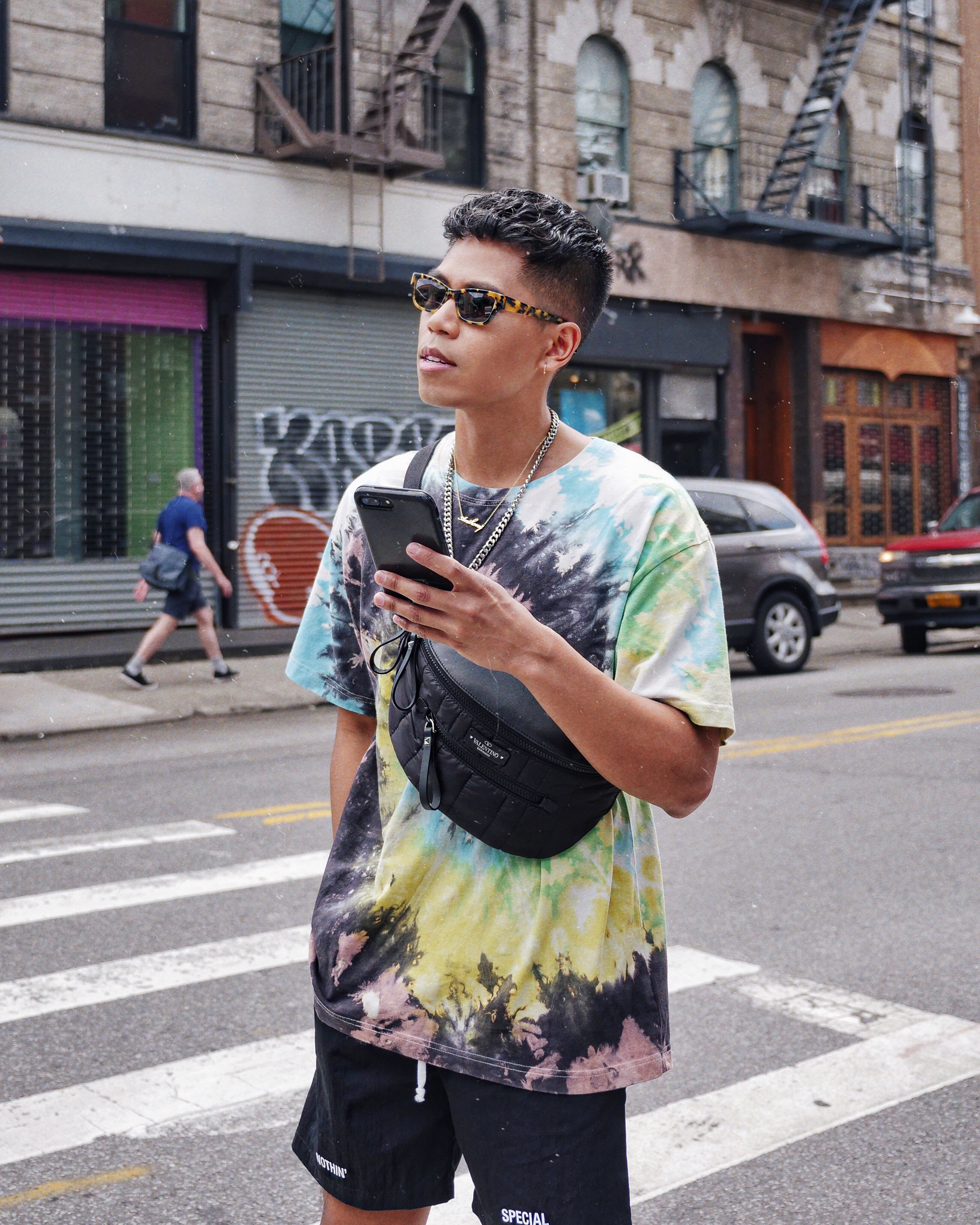 mens festival street style looks panorama nyc coachella