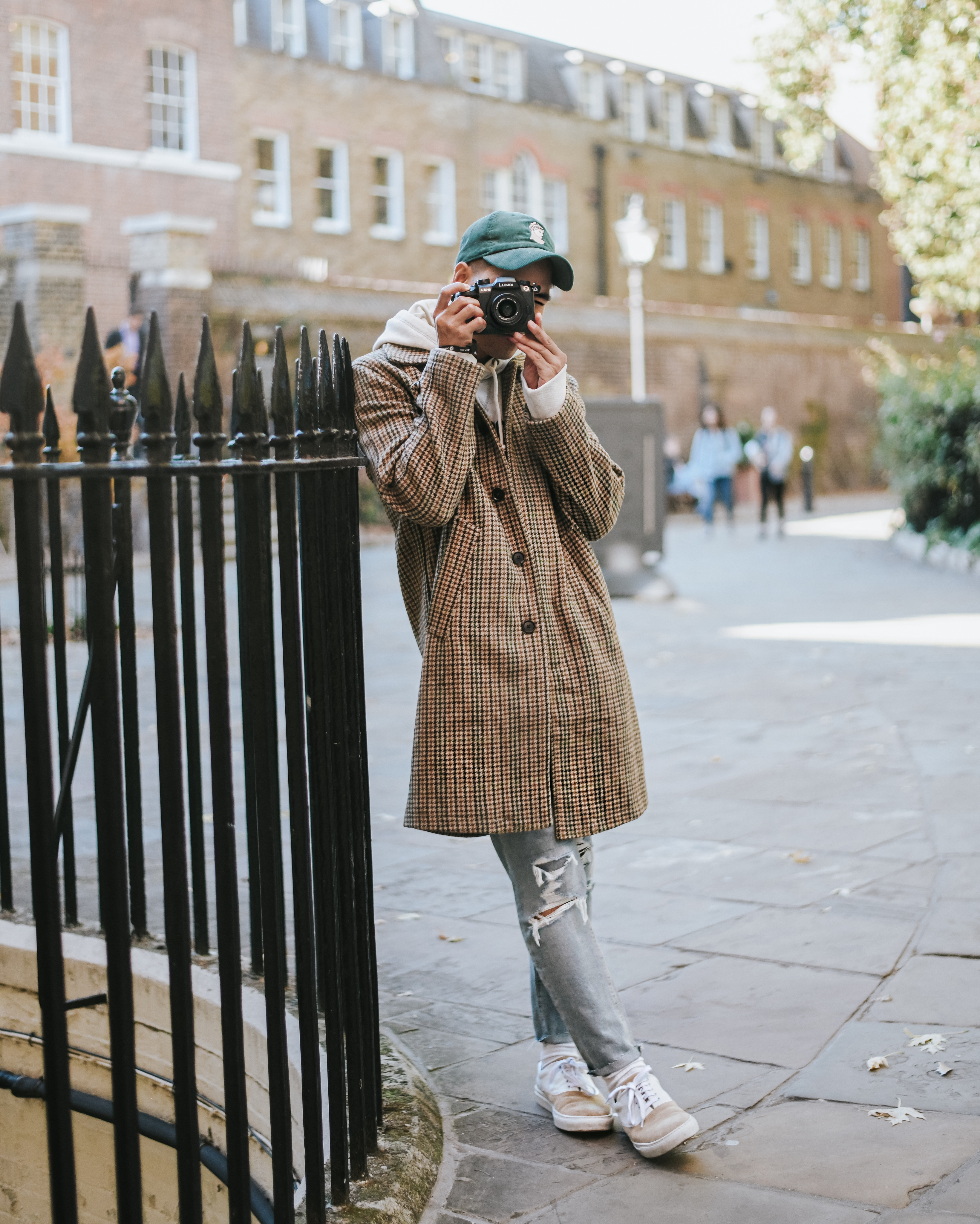 best topcoats for men fashion blogger streetstyle