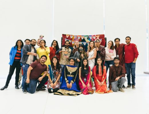 uber asian heritage erg diwali celebration