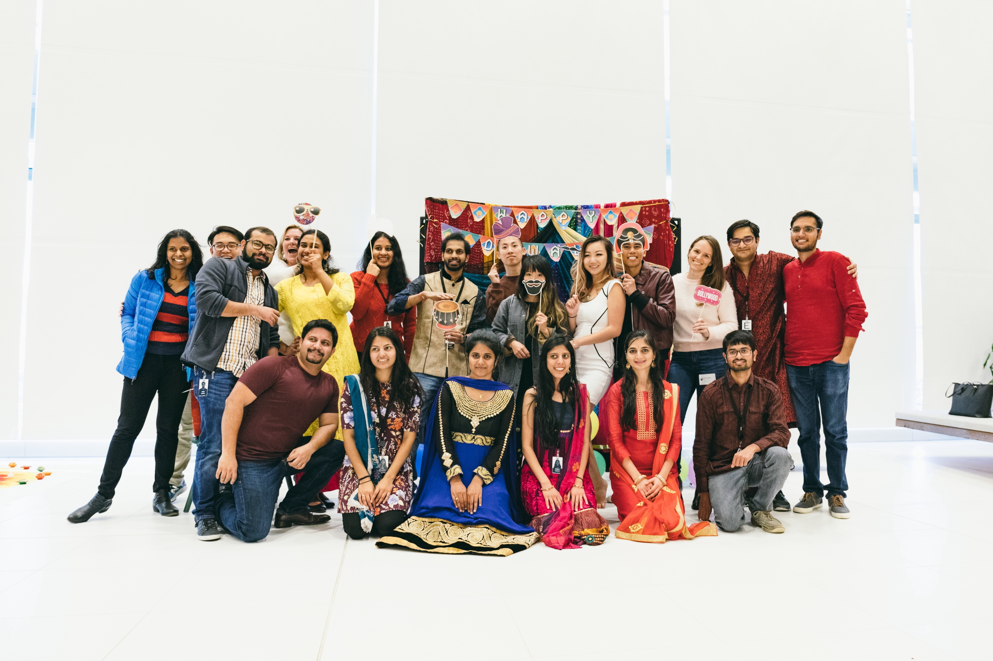 uber asian heritage erg diwali celebration